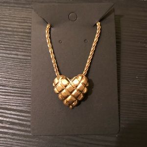 Jewelry - 14K Heart Necklace PRICE FIRM